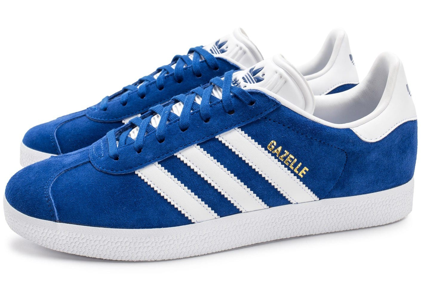 basket adidas gazelle bleu femme