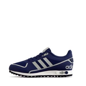 blue noir trainer adidas la and oCxrBde