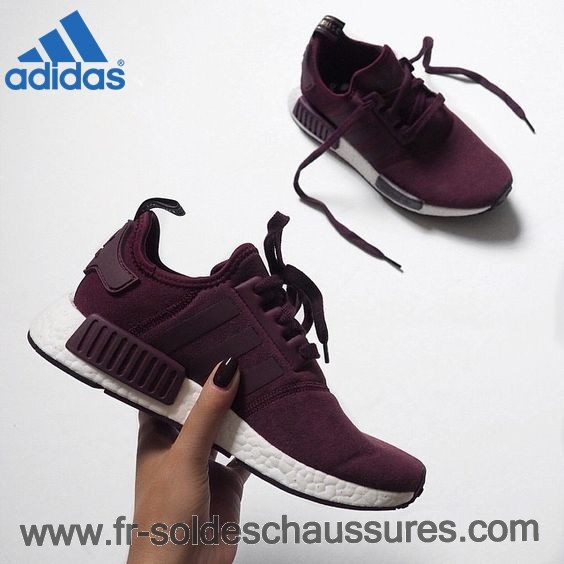adidas nmd blanche solde