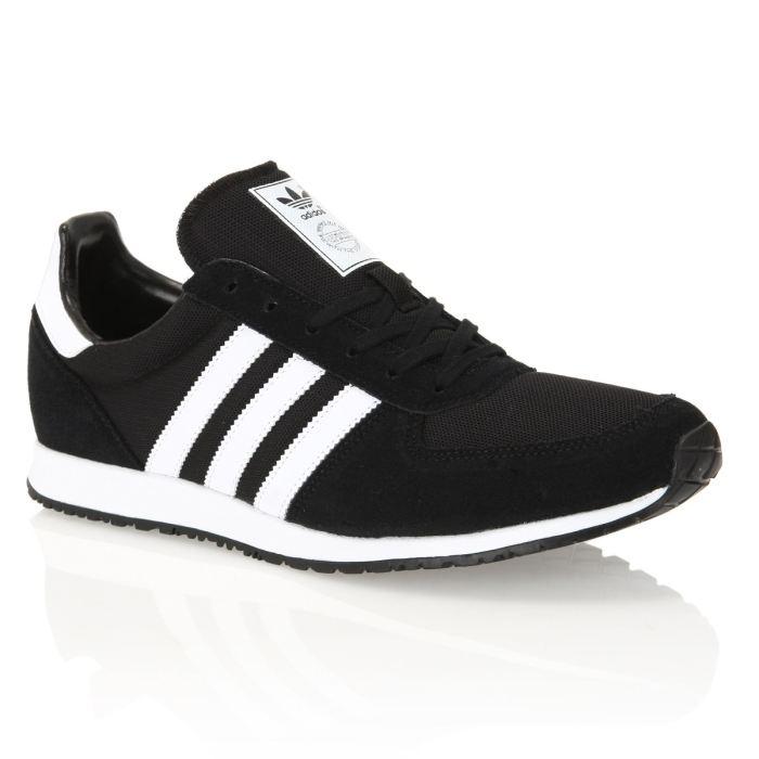 adidas noir et blanc homme