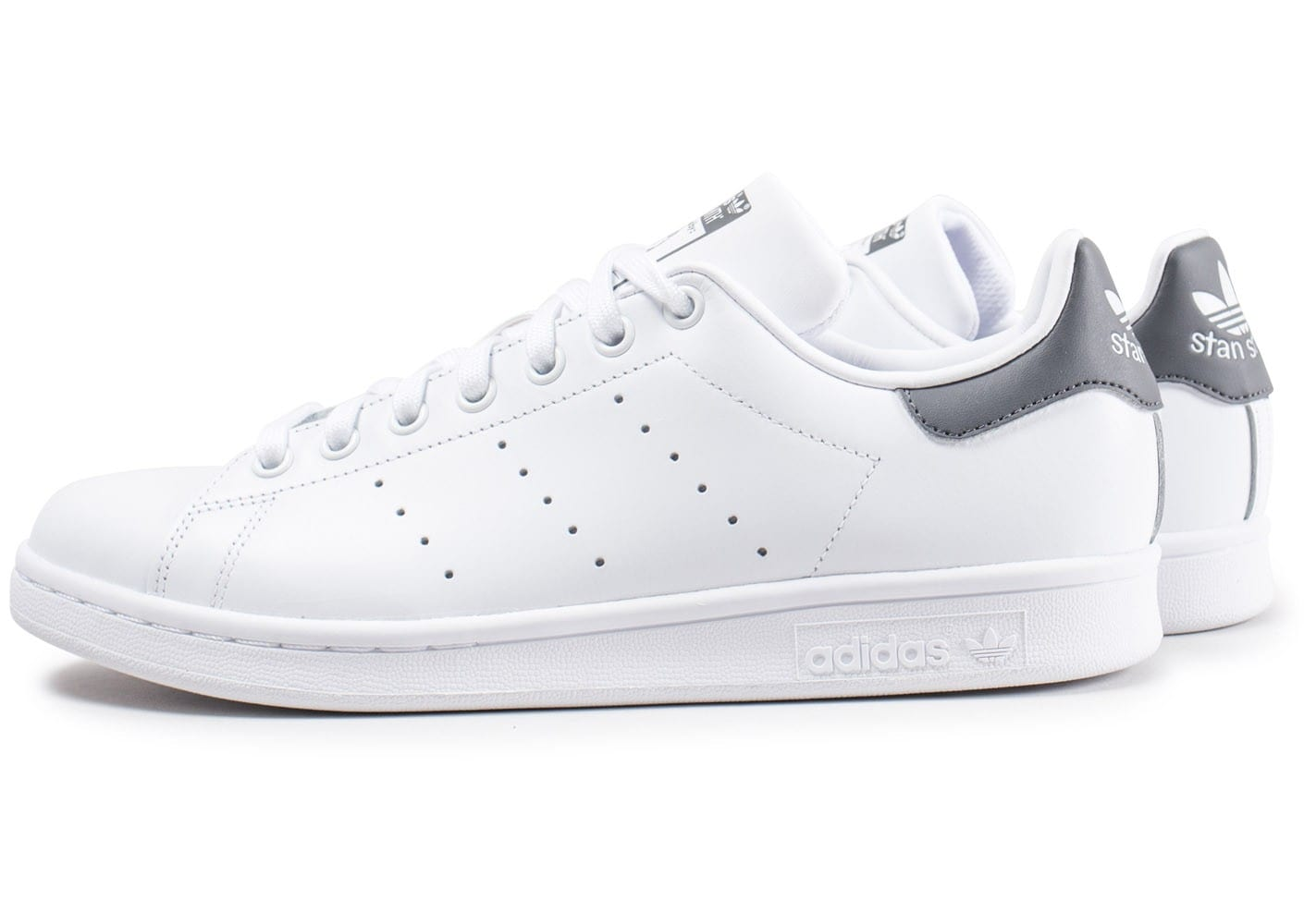 stan smith grise femme online