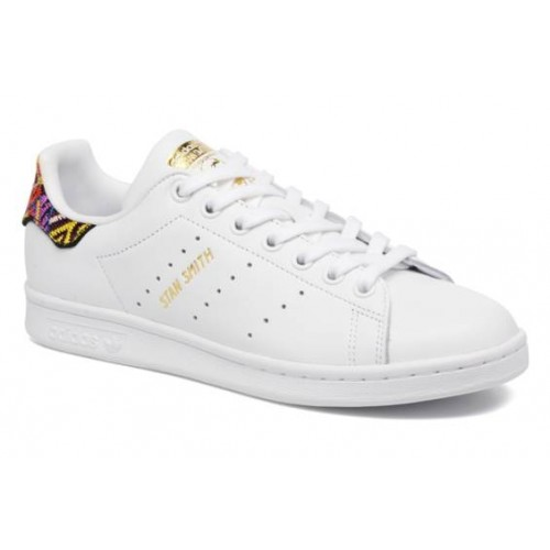 adidas stan smith femme doree