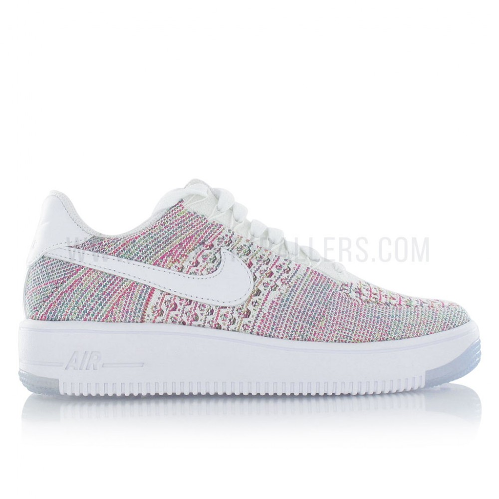air force one femme rose et bleu