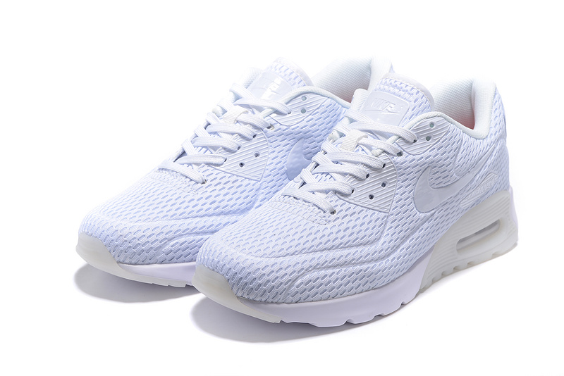 air max blanche fille