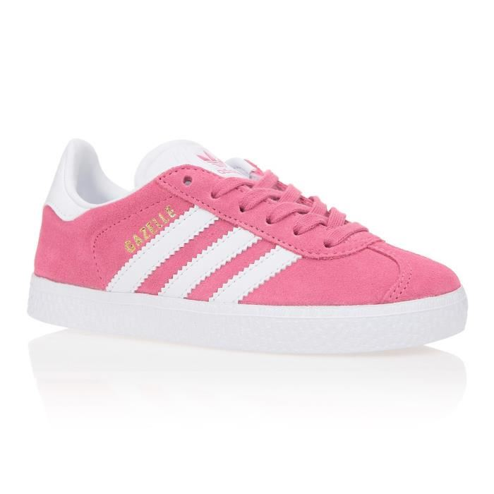 chaussure adidas rose fille